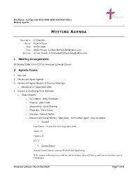 Microsoft Agenda Template Delectable Word Meeting Agenda Template Grand Temp This Format Sufficient And