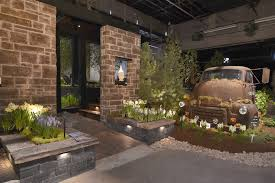 Extreme Backyard Designs Ontario Ca Mesmerizing Feature Gardens Exhibits Canada Blooms