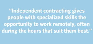 How To Become A Successful Independent Contractor Constant Contact