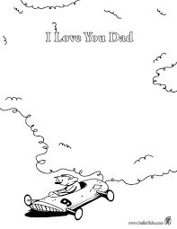 Small Picture I Love You Dad Coloring Pages I Love You Dad Coloring Page Free