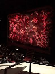 Minskoff Theatre Seating Chart Lion King Minskoff Theatre Section Mezzanine