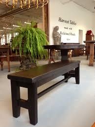 vintage wooden furniture. exellent wooden solid wood bench in dark finish with vintage wooden furniture y