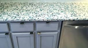 broken glass countertop how much do recycled glass cost stunning recycled kitchen making broken glass countertops