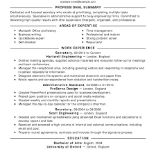 Resume Example For Jobs District Manager Retail Cover Letter Mind