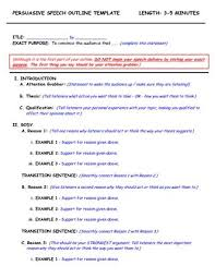 sample persuasive speech outline arguments public sample persuasive speech outline arguments public speaking school and homeschool