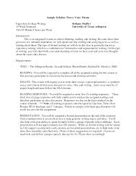 mla format for essays bibliography mla format bibliography view larger mla format essay layout