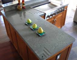 concrete countertops ever growing in popularity concrete countertops create a sleek modern design that can be paired well with colorful or neutral