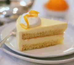 Tish Boyle Sweet Dreams Meyer Lemon Mousse Cake
