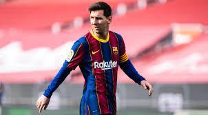 goodbye definite of Leo Messi ...