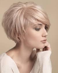 Dámské účesy Krátké Vlasy