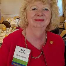 Fund for Women - FFW Featured Founder - Kay Keenan, Chair...