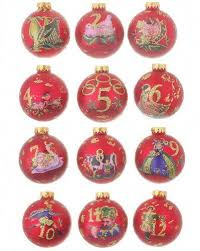 Red And Gold Tapestry Christmas Stocking  Elegant Christmas Christmas Ornament Sets