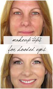 ask the makeup artist tips for hooded eyes