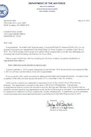 Us Citizenship Letter Of Recommendation Example Air Force Character Reference Letter Sample In Of Recommendation