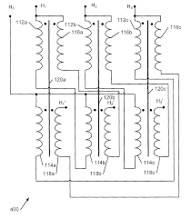 patent us7969265 zigzag autotransformer apparatus and methods Auto Transformer Wiring Auto Transformer Wiring #38 auto transformer wiring diagram