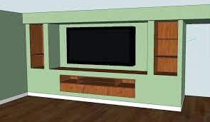 building a false wall placing a behind false wall for home theatre system how do i