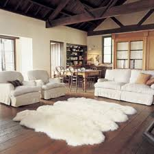 why a sheepskin rug