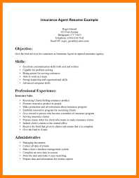 Insurance Agent Resume Sample Insurance Agent Resume Examples Auto Personal Lines Life voZmiTut 35