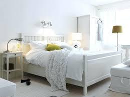 Ikea Hemnes Bed White Furniture White Bedroom Set White Bed Ikea ...