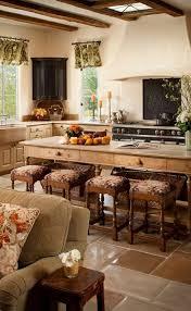 299 best Rustic Kitchens images on Pinterest Log home kitchens