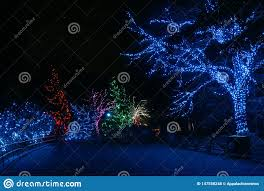 Zoolights At The Smithsonian National Zoo In Washington Dc