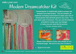 Dream Catcher Making Supplies Dream Catcher Kit Boho Craft Kit for Adults Blue Pink 58