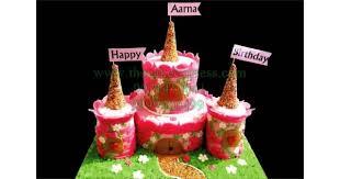 Send Disney Castle Cake To Gurugram Online Buy Disney Castle Cake