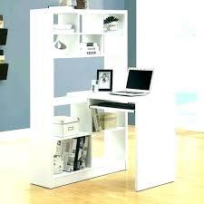 monarch hollow core corner desk white innovative specialties