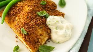 crunchy baked tilapia