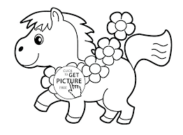 Christmas Horse Coloring Pages Printable Coloring Pages Horses Fine