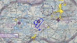 Sectional Chart Tutorial Video Flight Lesson Uncontrolled Airport Diagrams