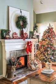 40 Beautiful Ways To Decorate The Living Room For Christmas Magnificent Living Room Decorated