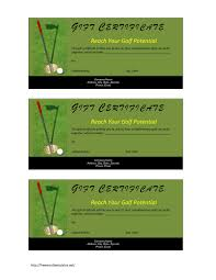 Ms Word Gift Certificate Template 24 Golf Gift Certificate Template Golf Gift Certificate Template 24