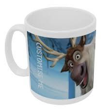 disney frozen sven ceramic mug