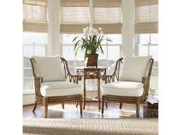 Tommy Bahama Kitchen Table Tommy Bahama Home Beach House Leather Wrapped Bent Rattan
