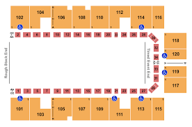 Calgary Rodeo Seating Chart Rodeo Tickets Masterticketcenter