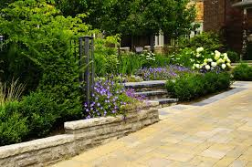 garden driveway ideas natural stone