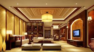 D Chinese House Interior Design D House - 3d house interior