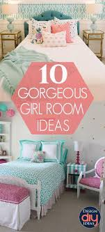 Bedroom Designs For Teenage Girl Cool These Girl Room Ideas Give You Plenty Of Sugar Lots Of Spice And