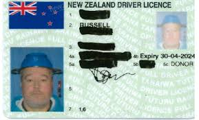 Purposes Zealand Strainer Religious Man Driver Pasta Wear Stated Funny Was Allowed To It From New Head For Photo On Licence