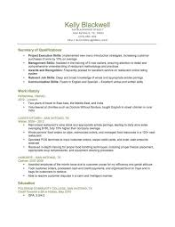 Combination Food Service Resume | Download this resume sample to use as a  template for writing