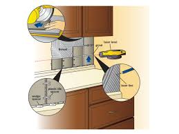glass tile backsplash installation instructions. step 1 glass tile backsplash installation instructions