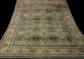 antique agra rug10 6 x 12