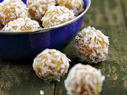 no bake peanut butter balls recipe. Delighful Recipe Peanut Butter Coconut Balls And No Bake Recipe T