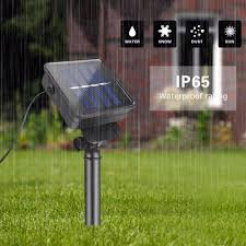 Outdoor Novelty Lights Novelty Lights Crystal Globe Outdoor Solar String Lights M