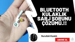Bluetooth Kulaklık şarj sorunu çözümü.!! (Go-smart Gs-tws-03) - YouTube