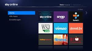 Sky Deutschland Launches the Roku Powered Sky Online TV Box