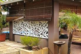 outdoor folding privacy screen yard privacy screen