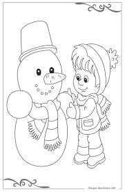 Natale Disegni Per Bambini Da Colorare Online O Da Stampare