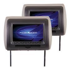 power acoustik headrest dvd wiring power automotive wiring diagrams